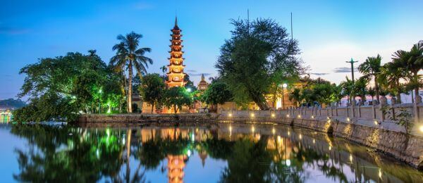 Hanoi, Vietnam Cheapest Cities To Visit in the World