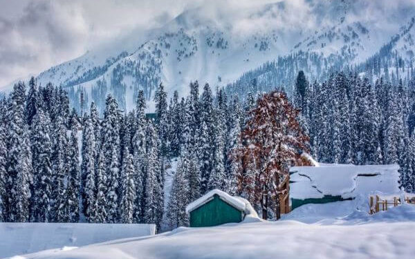 Kashmir Top destinations for family vacations in India kashmir