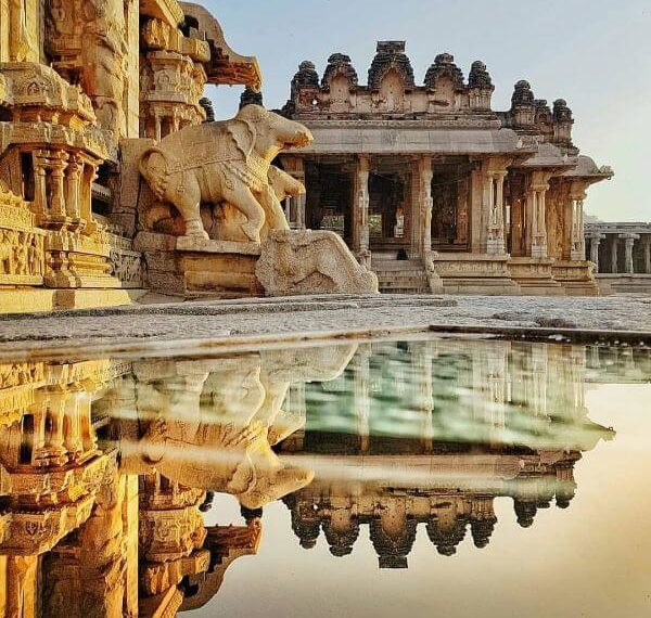 Hampi, Karnataka Best Destinations for Solo Trip in India