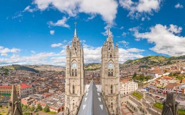 Quito, Equador Cheapest Cities To Visit in the World