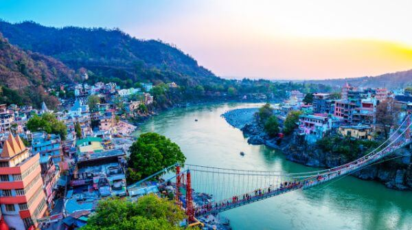 Rishikesh, The Holy Land Best Destinations for Solo Trip in India