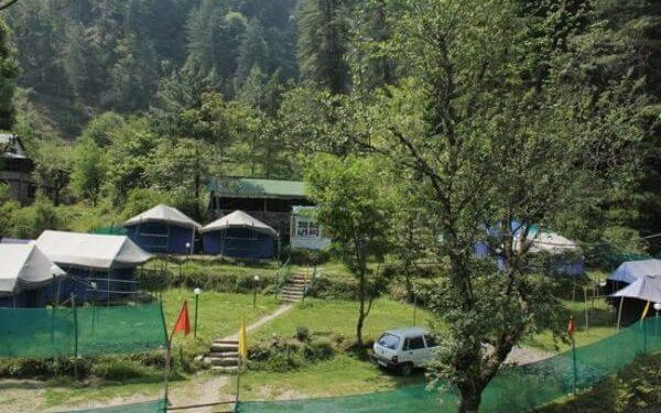 Jibhi, Tirthan Valley Best Destinations for Solo Trip in India