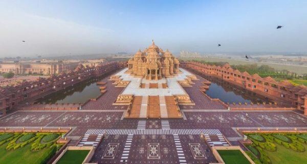Akshardham Mandir Top Delhi Attractions and Places to Visit