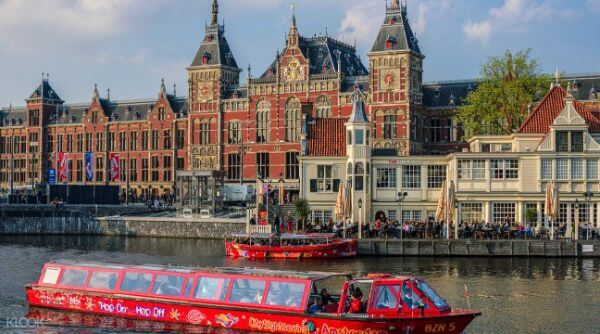 Amsterdam Best places to travel with toddlers in Europe