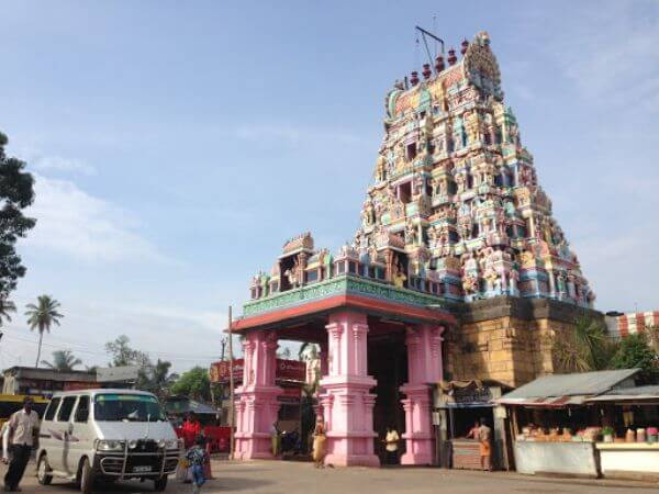 Arulmigu Patteeswarar Swamy Temple Most Famous Temples in & Around Coimbatore