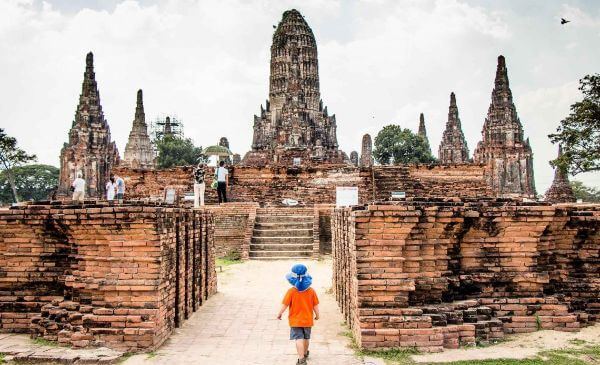 Ayutthaya Top Thailand Attractions and Places to Visit
