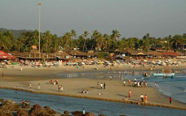 Baga Beach Top Goa Attractions and Places to Visit