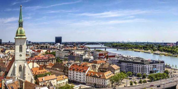 Bratislava, Slovakia Cheapest Cities To Visit in Europe