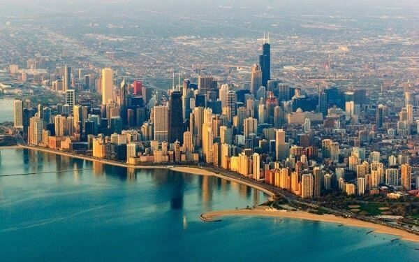 chicago Best places to travel with friends in USA
