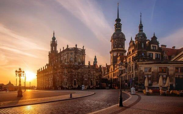 Dresden Top Germany Attractions and Places to Visit