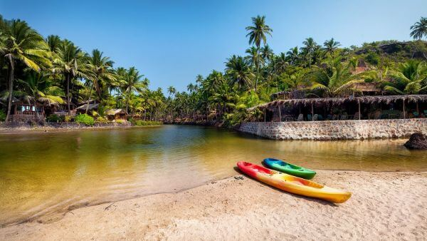 Goa Top destinations in India for Pre-wedding photoshoot