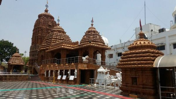 Jagannath Temple Most Famous Temples in & Around Hyderabad