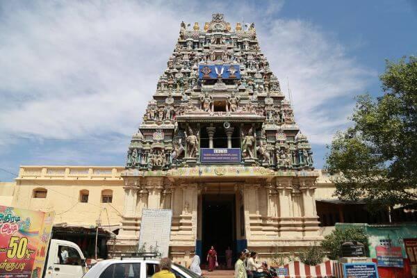 Koodal Azhagar Temple Most Famous Temples in & Around Madurai