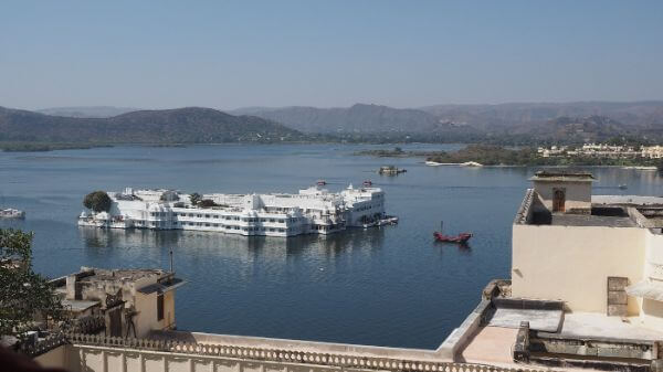 Lake Pichola Top Udaipur Attractions and Places to Visit