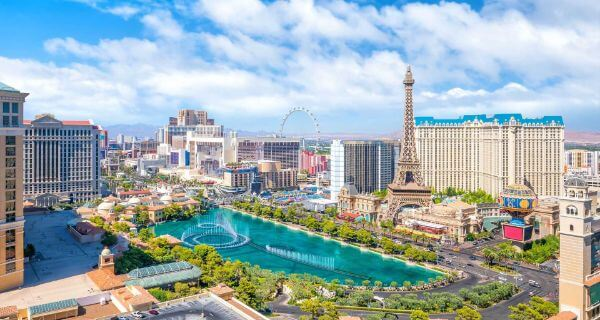 Las Vegas, Nevada Top 20 Places in World to Visit in Summer
