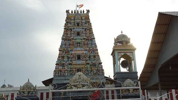 Mela Thiruvenkatanathapuram Temple Most Famous Temples in Around Tirunelveli