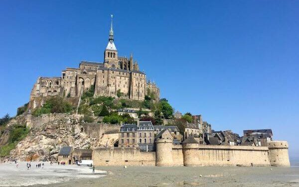 Mont Saint-Michel Top France Attractions and Places to Visit