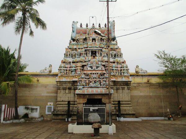 Panchavarneswarar Temple Most Famous Temples in & Around Trichy