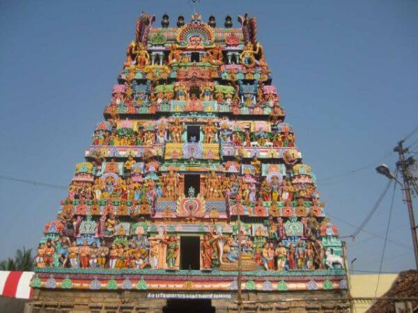 Sri Parimala Ranganatha Swamy temple