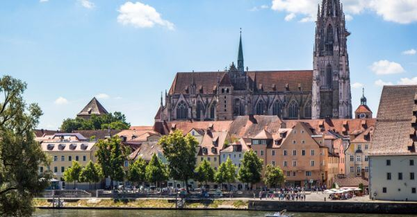 Regensburg Top Germany Attractions and Places to Visit