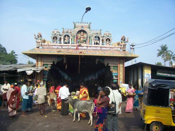 Samayapuram Mariamman Temple Most Famous Temples in & Around Trichy