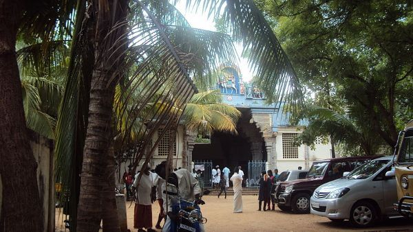Sri sivasailanathar paramakalyani Temple Most Famous Temples in Around Tirunelveli
