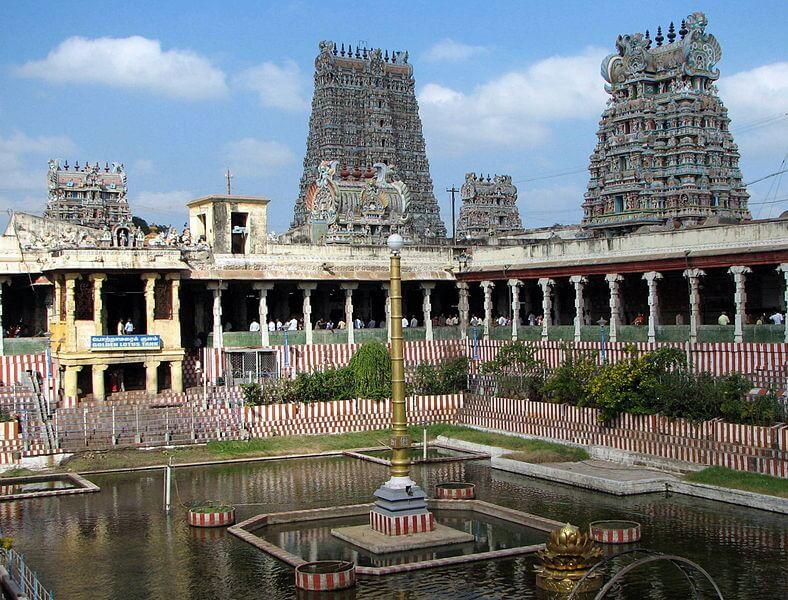 Sri Ayyarappar temple