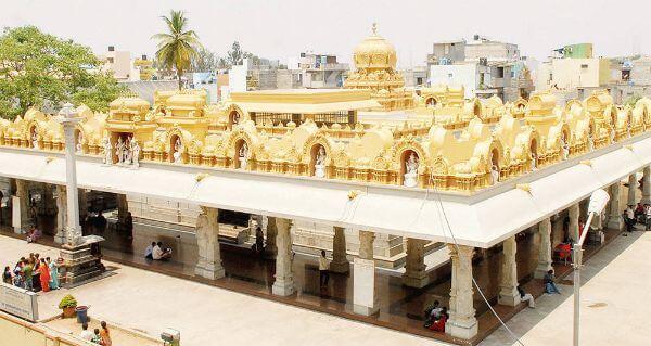 Sri Banashankari Amma Temple Most Famous Temples in Around Bangalore