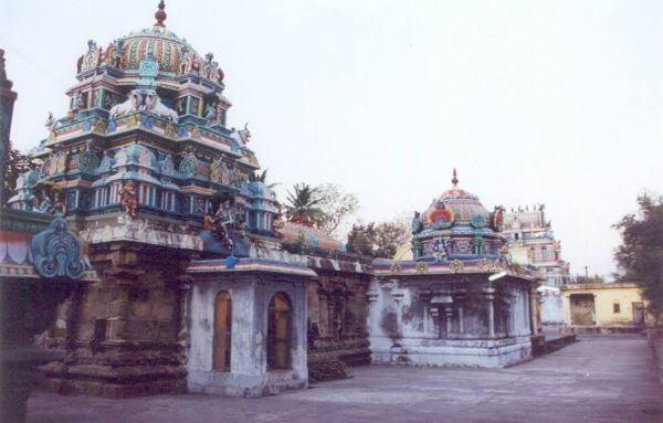 Sri Kalyanasundareswarar Swamy Temple