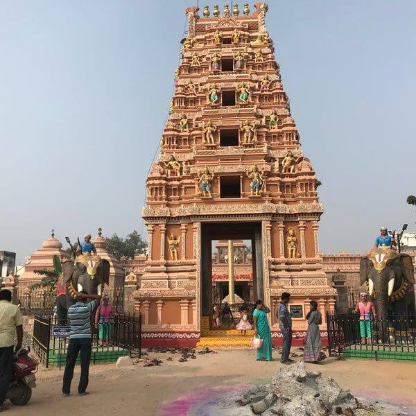 Sri Mannar Rajagopalan Swamy temple Most Famous Temples in Around Tirunelveli