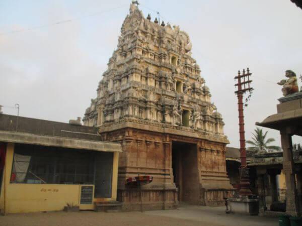 Sri Veeratteswarar Temple