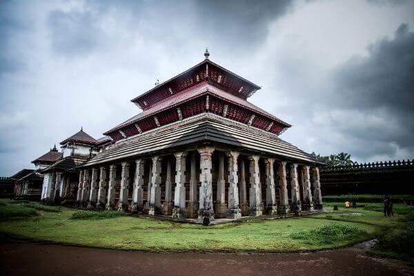 Thousand Pillars Jain Temple