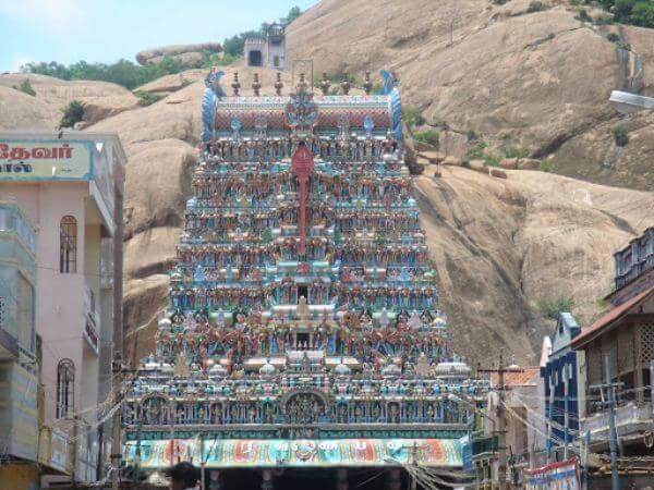 Tirupparam Kunram Murugan Temple