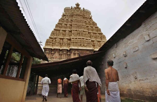 Sri Vaikuntanathan Perumal Temple