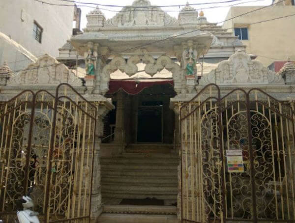 Sree Adinatha Jain Temple Most Famous Temples in & Around Hyderabad