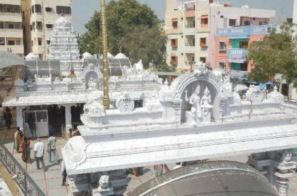 Ashtalakshmi Temple Most Famous Temples in & Around Hyderabad