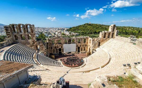 Athens Top Greece Attractions and Places to Visit