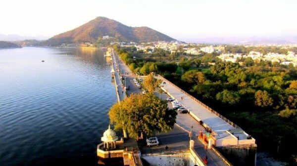 Fateh Sagar Lake Top Udaipur Attractions and Places to Visit