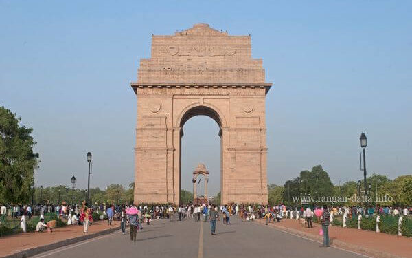 India Gate Top Delhi Attractions and Places to Visit