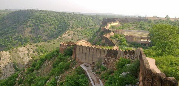 Nahargarh Fort Top Jaipur Attractions and Places to Visit