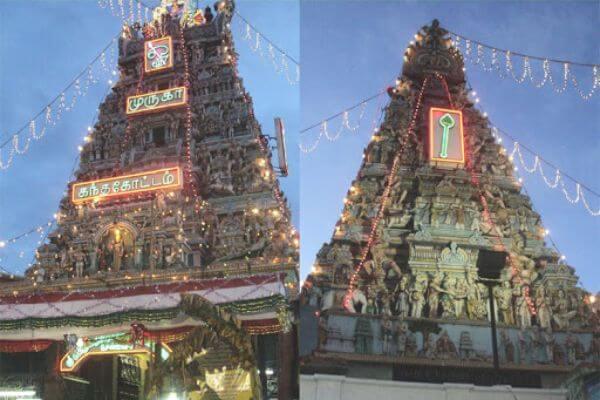 Kandha Kottam Most Famous Temples in & Around Chennai
