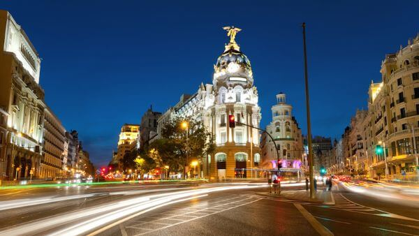 Madrid Top Spain Attractions and Places to Visit