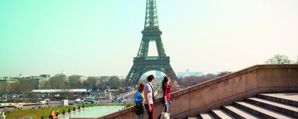 Paris Top France Attractions and Places to Visit