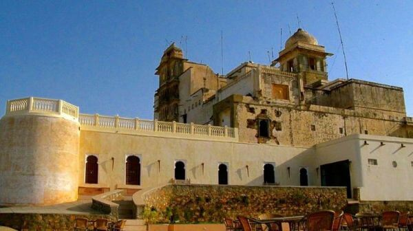 The Monsoon palace Top Udaipur Attractions and Places to Visit