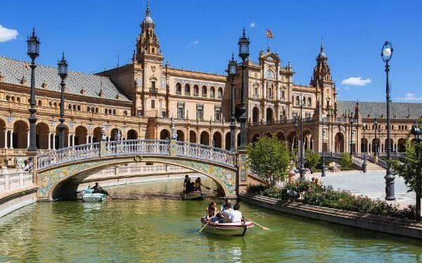 Seville Top Spain Attractions and Places to Visit
