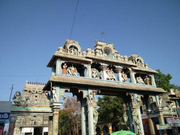 Sri Abhirami Amirthakadeswarar Temple