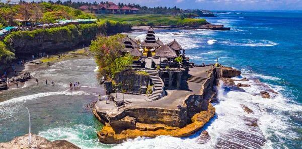 Tanah Lot Temple Most Famous Temples in Bali