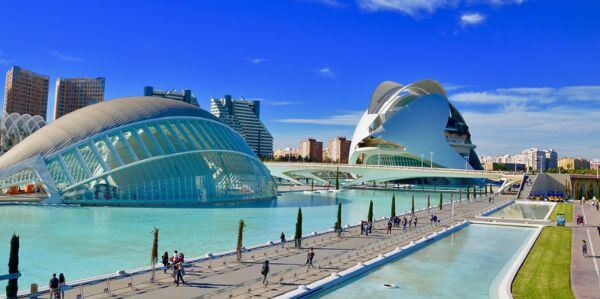 Valencia Top Spain Attractions and Places to Visit