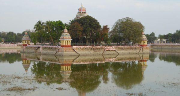 Vandiyur Mariamman Temple